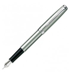 Ручка перьевая Parker sonnet ESSENTIAL Stainless Steel CT S0809210