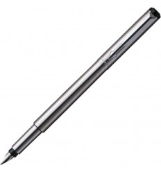 Ручка перьевая Parker vector Stainless Steel S0723480