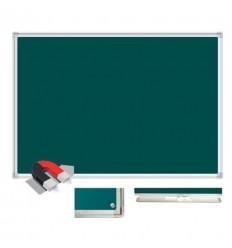 Доска меловая - магнитная зеленая 1200х2400 Attache BoardSYS одноэлемент М1-240