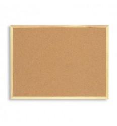 Доска пробковая ATTACHE, 450х600мм, деревянная рамка