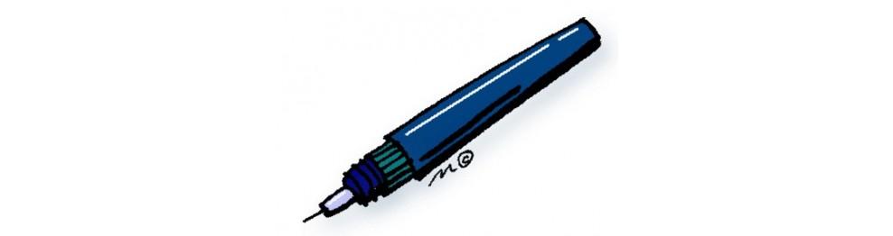 Рапидографы, изографы и ручки для черчения