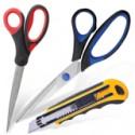 Канцелярские ножи и ножницы