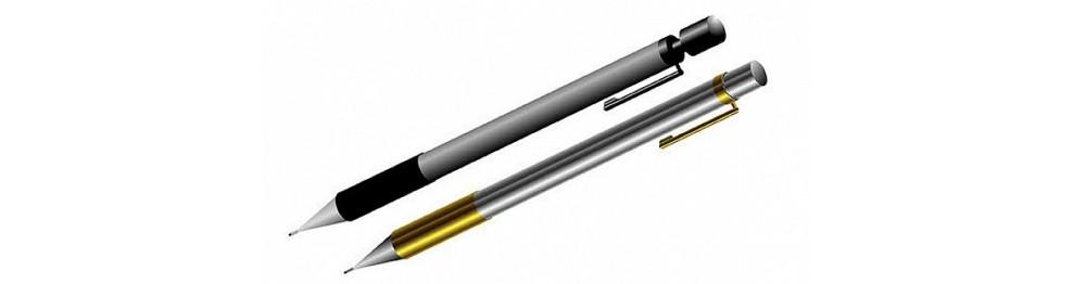Механические карандаши, Цанговые карандаши