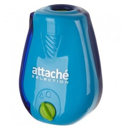 Точилка ручная с контейнером Attache Selection Twister , с регулятором заточки