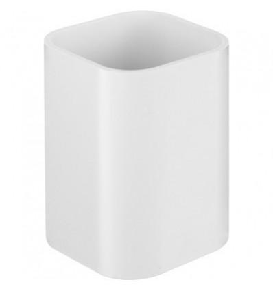 Подставка-стакан для канцелярских мелочей, ручек Attache City, белая