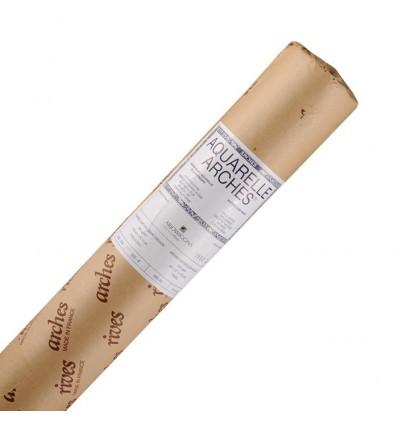Бумага для акварели Arches Torchon 1.13*9.15м., 300гр., бумага крупное зерно, в рулоне