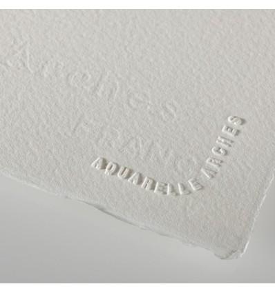 Бумага для акварели Arches Torchon 56*76см., 300гр., бумага крупное зерно, 10л/упак