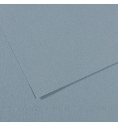 Бумага для пастели CANSON Mi-Teintes А4 21*29.7см 160гр., Цвет №490 светло-голубой, 50л/упак,