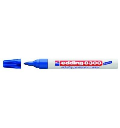 Лаковый маркер edding 8300, круглый наконечник, 1,5-3мм