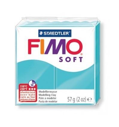 Глина полимерная STAEDTLER FIMO Soft, 57г. - мята