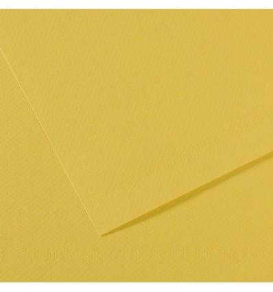 Бумага для пастели CANSON Mi-Teintes 50*65см 160гр., Цвет №107 Зеленый анис, 25л/упак,