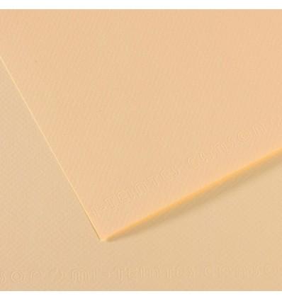 Бумага для пастели CANSON Mi-Teintes 50*65см 160гр., Цвет №111 Слоновая кость, 25л/упак,