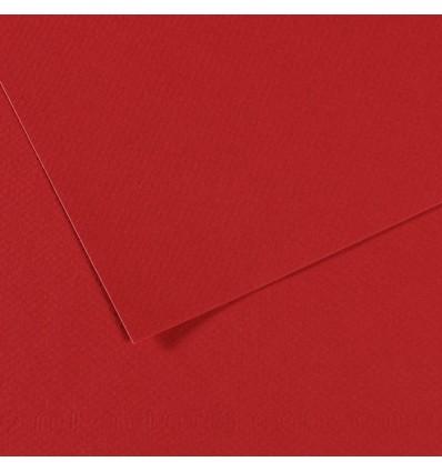 Бумага для пастели CANSON Mi-Teintes 50*65см 160гр., Цвет №116 Бордо, 25л/упак,