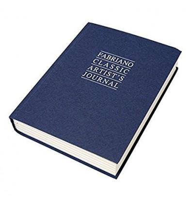 Альбом для зарисовок Fabriano Artist'S Journal 12x16см, 90гр., 192л., Бумага мелкозернистая (белая и слоновая кость)