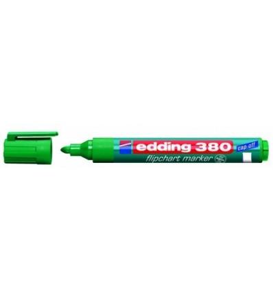 Флипчарт маркер edding 380, круглый наконечник, 1,5-3мм