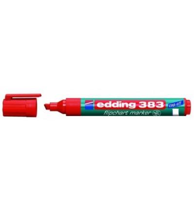 Флипчарт маркер edding 383, скошенный наконечник, 1-5мм