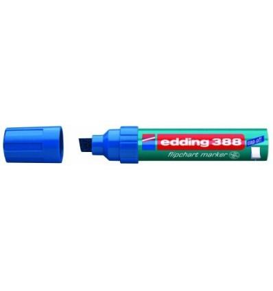Флипчарт маркер edding 388, скошенный наконечник, 4-12мм