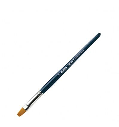 Кисть синтетическая GIOTTO BRUSH ART 600, №12 плоская