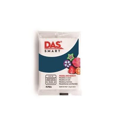 Полимерная глина (паста) для моделирования DAS SMART 321024, 57 гр., Темно-синий