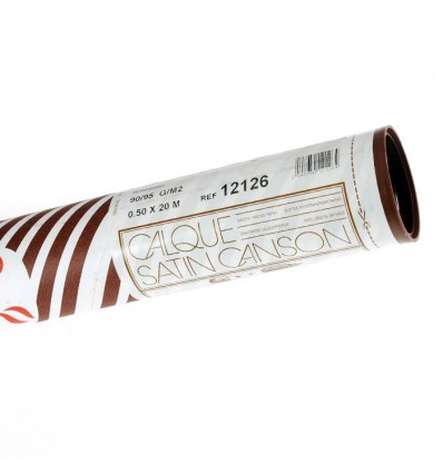 Калька CANSON 0.5*20м 90 г/кв.м, в рулоне