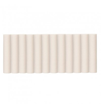 Сменные ластики Milan для электронного держателя Milan 30767, (12 шт в упак)