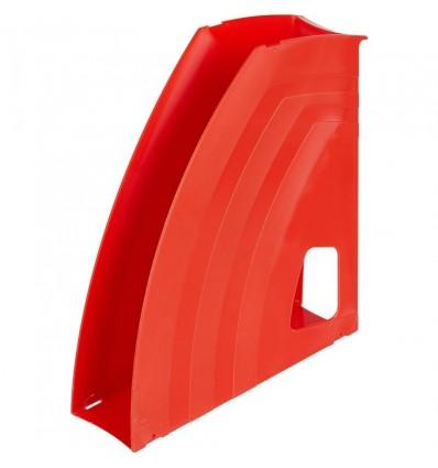 Лоток для бумаг вертикальный 70мм Attache Fantasy, оранжевый