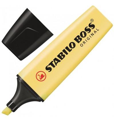 Набор текстовыделителей Stabilo Boss, скошенный наконечник, 2-5мм, 4 цвета