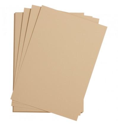 Бумага цветная Clairefontaine Etival color, 500*650мм., легкое зерно Хлопок., 24 листа, Шпагат