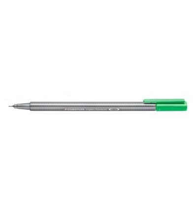 Ручка капиллярная STAEDTLER Triplus fineliner 334, 0,3мм, Цвет: Бледно-зеленый