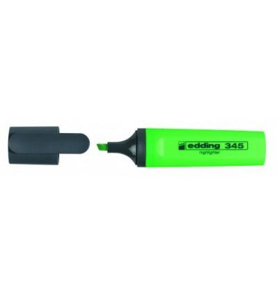 Текстовый маркер edding 345, скошенный наконечник, 2-5мм