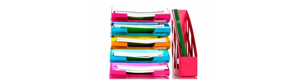 Лотки и накопители для бумаг