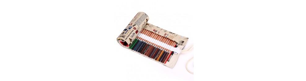 Пеналы, органайзеры, сумки для карандашей