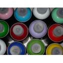 Акриловые аэрозольные краски