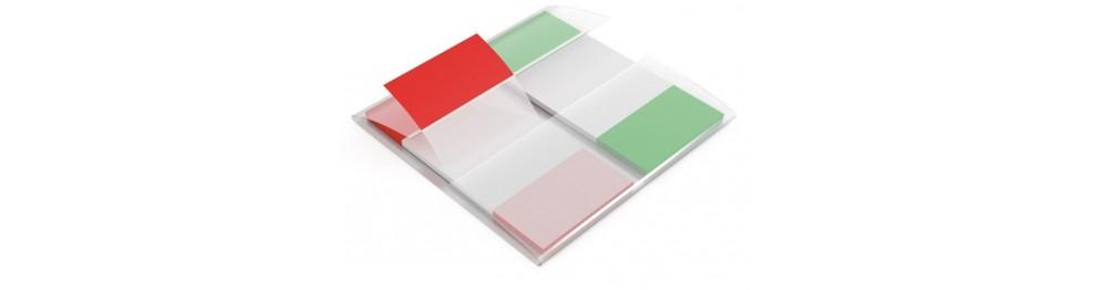 Клейкие закладки для заметок
