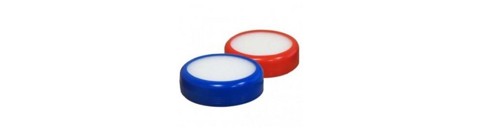 Подушки для смачивания пальцев