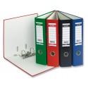Папки-регистраторы А4 ширина корешка 70-80мм