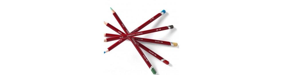 Цветные пастельные карандаши