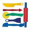 Инструменты для лепки, доски, стеки