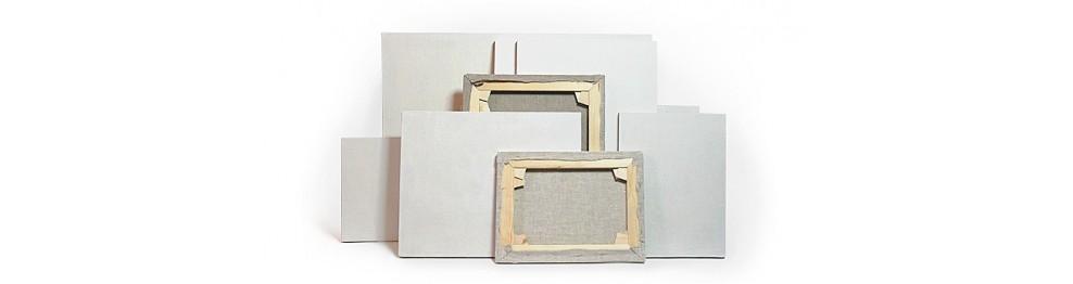 Холсты и картон для живописи